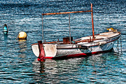 Beautiful Landscape Photos Digital Art - The simple life Mykonos by Tom Prendergast