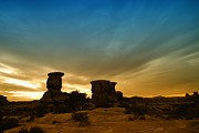 Southwestern Photography Posters - The Sky At Canyonlands Poster by Jeff  Swan