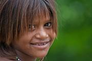 Pallab Banerjee - The smile color version