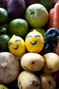 Laugh Originals - The Smiling Lemons by Mohd Shukur Jahar