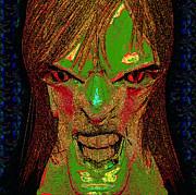 The Soul Gatherer Print by Devalyn Marshall