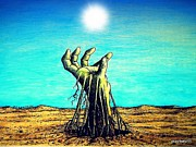 The Soul Is For The Truth Like The Root Is For The Land Print by Paulo Zerbato