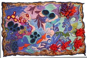 Healing Tapestries - Textiles - The Spiritual Component by Heather Hennick