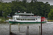 Randall Nyhof - The Star of Saugatuck Paddle Boat