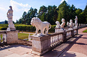 Jenny Rainbow - The Statues of Archangelskoe Estate. Russia