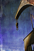 Princes Photo Posters - The Steam Crane Poster by Brian Roscorla