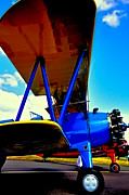 Stearman Framed Prints - The Stearman III Framed Print by David Patterson