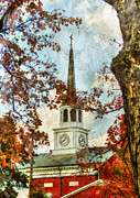 Ky Posters - The Steeple Poster by Darren Fisher