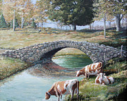 Gary Gandy - The Stone Bridge