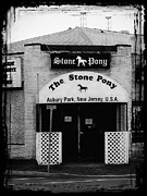 And Bruce Springsteen Art - The Stone Pony by Colleen Kammerer
