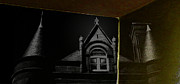 Haunted House Digital Art - The Storybook  by Steven  Digman