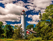 Nick Zelinsky - The Sturgeon Point Light