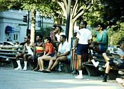 Walter Oliver Neal - The Summer of 84 - Dupont Circle No. 6