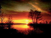Pretchill Smith - The sunset Amherstburg On