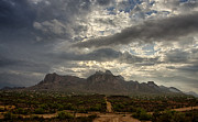 Saija  Lehtonen - The Superstition Mountains After a Storm