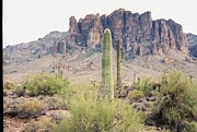 The Superstitions Photos - The Superstitions by Michael Cressy
