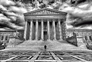 United States Government Originals - The Supreme Court by Boyd Alexander