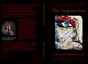 Book Cover Mixed Media - The Surgeons Son second sample by Josef Putsche