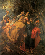 Arrested Art - The Taking of Christ by Anthony Van Dyke