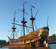 Gregory Dyer - The Tall Clipper Ship Stad Amsterdam - Sailing Ship  - 04