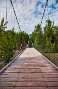 Omaste Witkowski - The Tawkes Foster Suspension Bridge