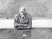 Todd Spaur - The Teacher/pencil