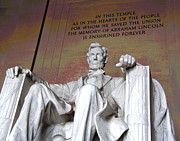 Abraham Lincoln Originals - The Temple Of Abraham Lincoln by Larry Oskin