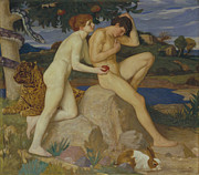William Strang - The Temptation by William Strang