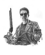 Jonathan Brown - The Terminator