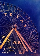 State Paintings - The Texas Star by Liana Yarckin