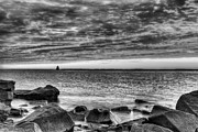 Annapolis Md Prints - The Texture of the Chesapeake Print by JC Findley