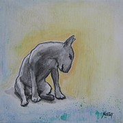 Jindra Noewi Originals - The Thinker by Jindra Noewi
