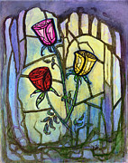 Terry Webb Harshman - The Three Roses