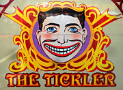 Gregory Dyer Posters - The Tickler of Coney Island Poster by Gregory Dyer