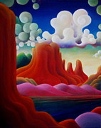 Richard Dennis - The Tomb_Lake Powell II