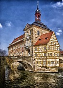 Bamberg Photos - The Town Hall by Mountain Dreams