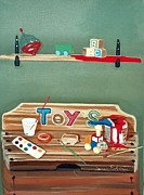 Susan Roberts - The Toy Chest