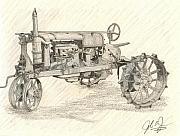 John Jones - The Tractor