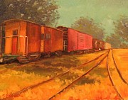 Steven Guy Bilodeau - The Train Yard