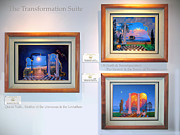 The Transfiguration Prints - The Transformation Suite Print by Loren Adams