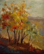 Natalia Bardi - The trees of autumn