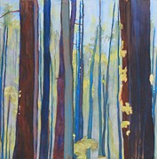 Sandrine Pelissier - The Trees Place panel 1