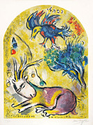 Marc Chagall - The Tribe of Naphtali...