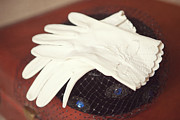 White Gloves Photo Prints - The Trip-The Gloves Print by Kay Pickens
