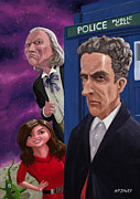 Martin Davey - The Twelfth Doctor Who