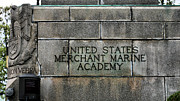 Merchant Prints - The United States Merchant Marine Academy  Print by JC Findley