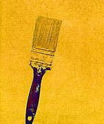 The Used Paintbrush Print by Bob RL Evans