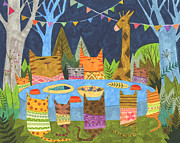 Bunting Originals - The Vegetarian by Kate Cosgrove