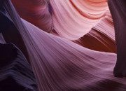 The Veil At Antelope Canyon Print by Alex Cassels