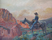Cowgirls Originals - The View by Heather Coen